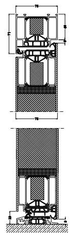 Drzwi aluminiowe RK Aluminium Bielsko-Biała